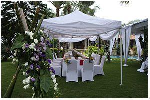 Wedding Drapes Decorations
