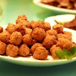 receta vegetariana de albóndigas vegetarianas
