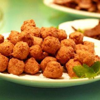 Riquisima receta vegetariana de albondigas