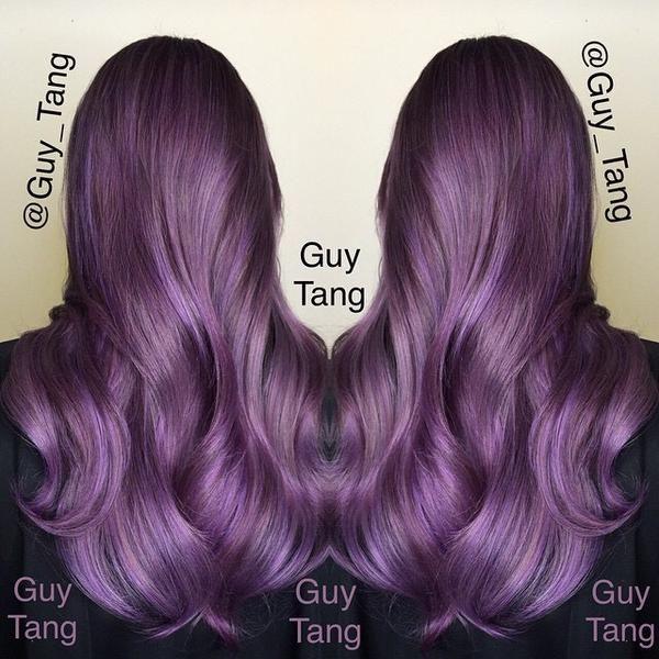 Guy Tang On Twitter Quot Pravana Violet Silver Lavender