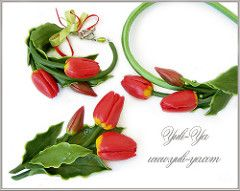 Tulips | Yuliya Galuschak | Flickr