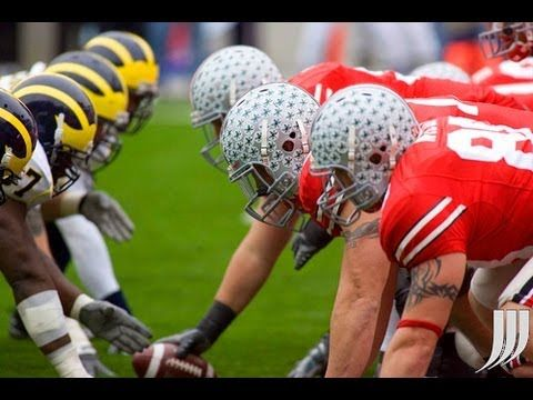 """We dont give a damn for the whole state of Michigan""...Ohio State vs Michigan 2012 Highlights (HD) 11/24/12"