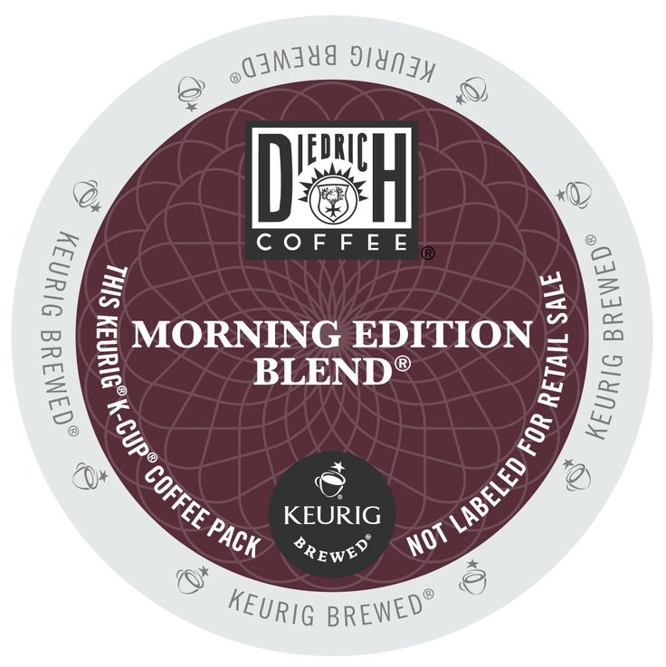 Worth waking up for, Morning Edition K-Cup® pods from Diedrich Coffee give you a cup of full bodied medium roast Arabica coffee with hints of creamy vanilla, and leathery spicy aromas. A great way to start your day.  Each K-Cup® portion pack is an air-tight, mini-brewer that locks out oxygen, light and humidity while locking in freshness and flavor.  http://someofthebestcoffeeinamerica.tk/store