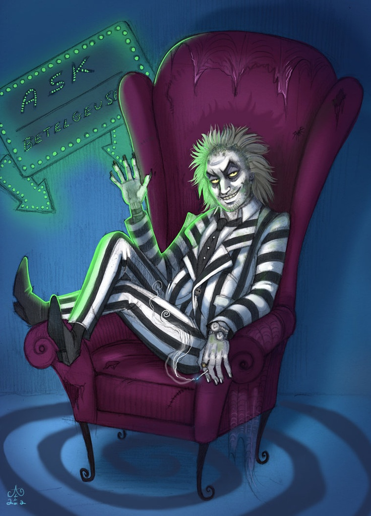 17 Best Images About Beetlejuice On Pinterest
