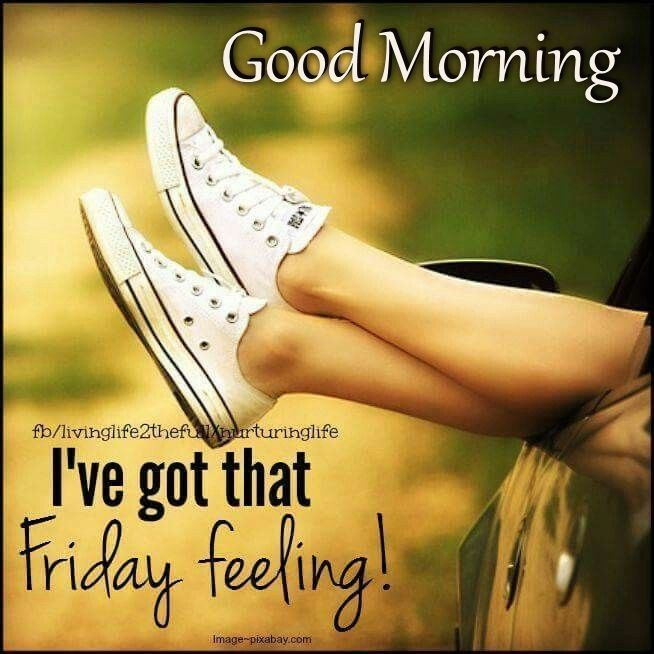 Feeling Happy Quotes: 1000+ Ideas About Good Morning Happy Friday On Pinterest