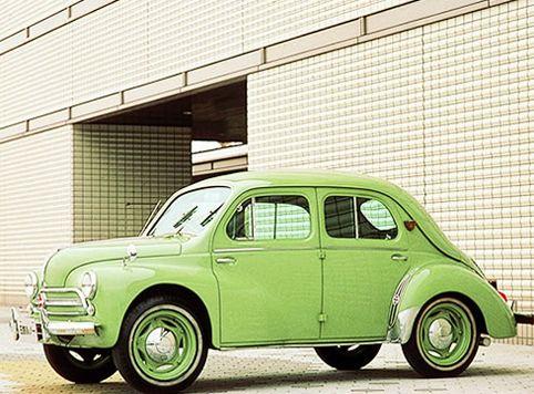 トヨタ博物館|日野 ルノー PA62型