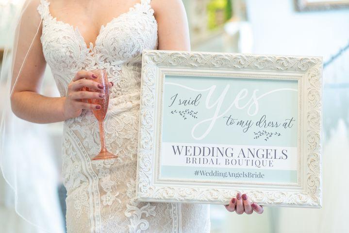 Wedding Angels Bridal Boutique Wedding Angels Angel Bridal Wedding