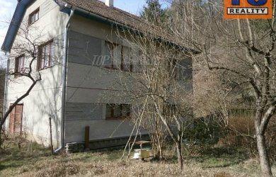 Fotka #1: MOŽNOSŤ VÝMENY ZA BYT V ZC, ZH+ DOPLATOK!!! Predaj 3+1 RD,268 m2 zastavaná plocha,Hodruša Hámre,okr.Žarnovica. Cena: 52 000 €