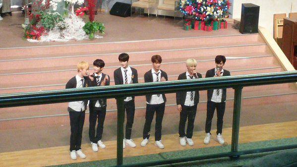 [29.12.15] Baekwoon Middle School