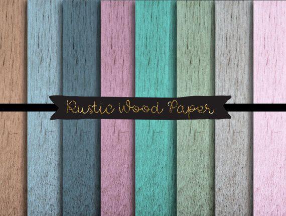 navy blue wood digital paper, mint wood digital paper, green wood paper, pink wood paper, gray wood paper, Turquoise wood digital background