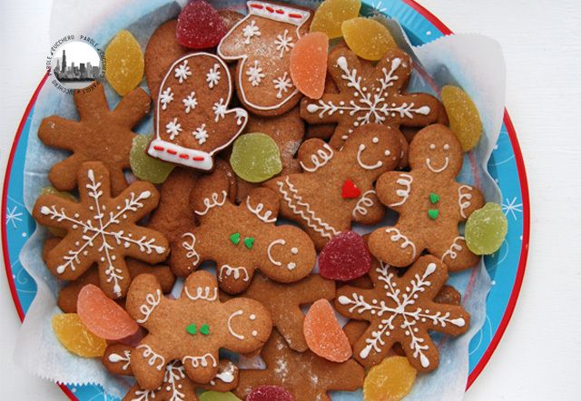 Gingerbread cookies fun!