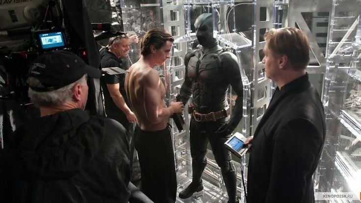 Темный рыцарь: Возрождение легенды The Dark Knight Rises