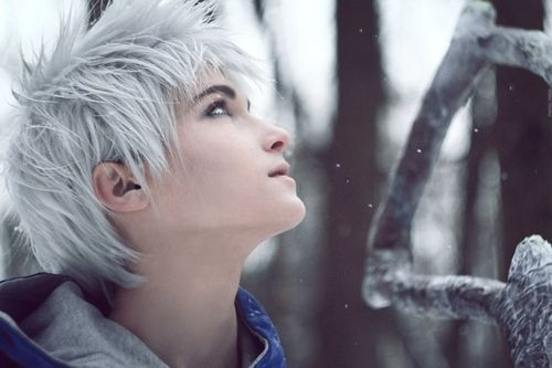 Jack Frost. I don't know what it os about Rise of the Guardians but it's helped me through a lot.