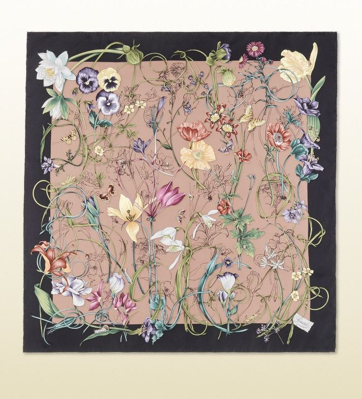 Gucci scarf--- this is a beauty