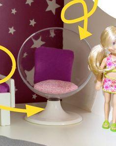 best 25 barbie stuff ideas on pinterest mini barbie. Black Bedroom Furniture Sets. Home Design Ideas