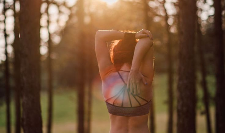3 Stretches You Should Do Every Day To Keep Your Back Healthy & Pain-Free: Work the kinks out of all your major back muscle groups with these simple exercises