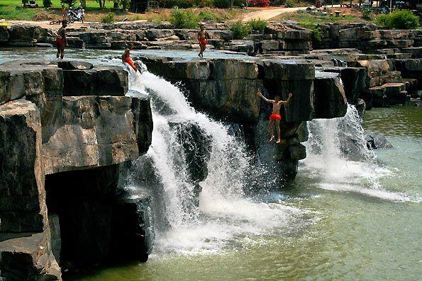 phitsanulok pai waterfall