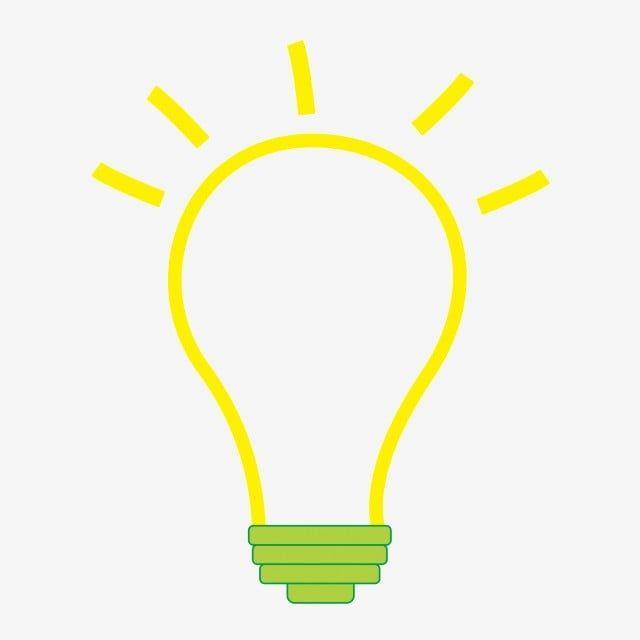 Gambar Kuning Cahaya Cahaya Kartun Mentol Idea Kreatif Mentol Grafik Kuning Bersinar Png Dan Psd Untuk Muat Turun Percuma Stick Lights Bulb Light