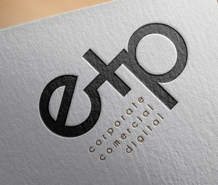 Logotipo realizado para la empresa ETP, corporate, comercial, digital.  ver proyecto: http://vinti7.com/logotipos-barcelona-etp/