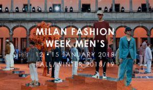 La Milano Fashion Week: fitto calendario Sta per tornare anche quest'anno un appuntamento davvero interessante sul piano della moda uomo e che accoglierà ancora una volta le novità assolute in termini di fashion per la prossima stagione fredda. Gli appuntamenti saranno come sempre molteplici e si snoccioleranno nelle quattro giornate dedi #milanofashionweek