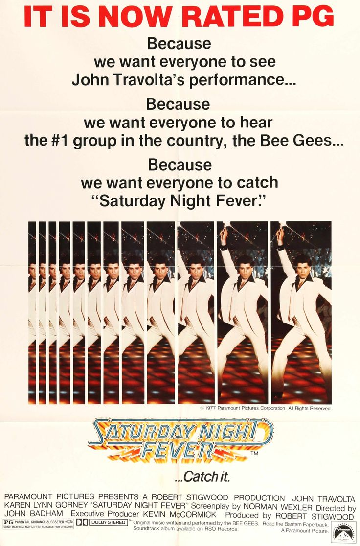 saturday night fever and the loss The saturday night fever soundtrack remains the seventh biggest-selling album  ever made passengers on the bandwagon included kiss, the.