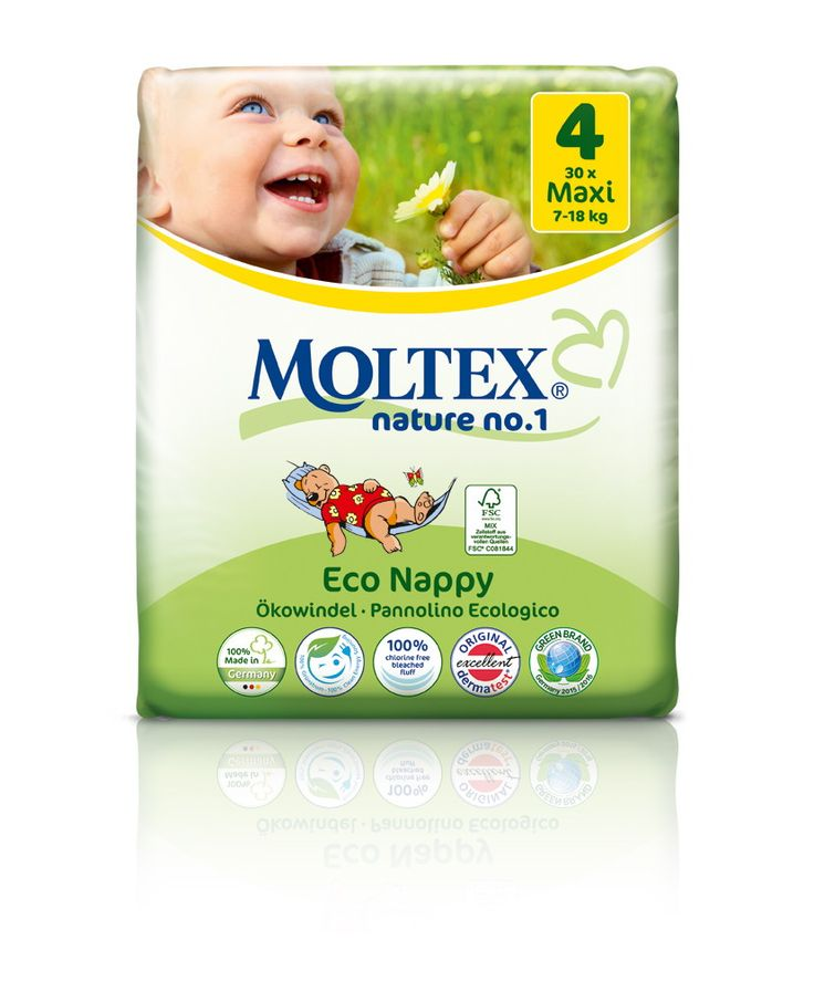 Plenky Moltex Maxi 7 - 18 kg edice podzim 2015