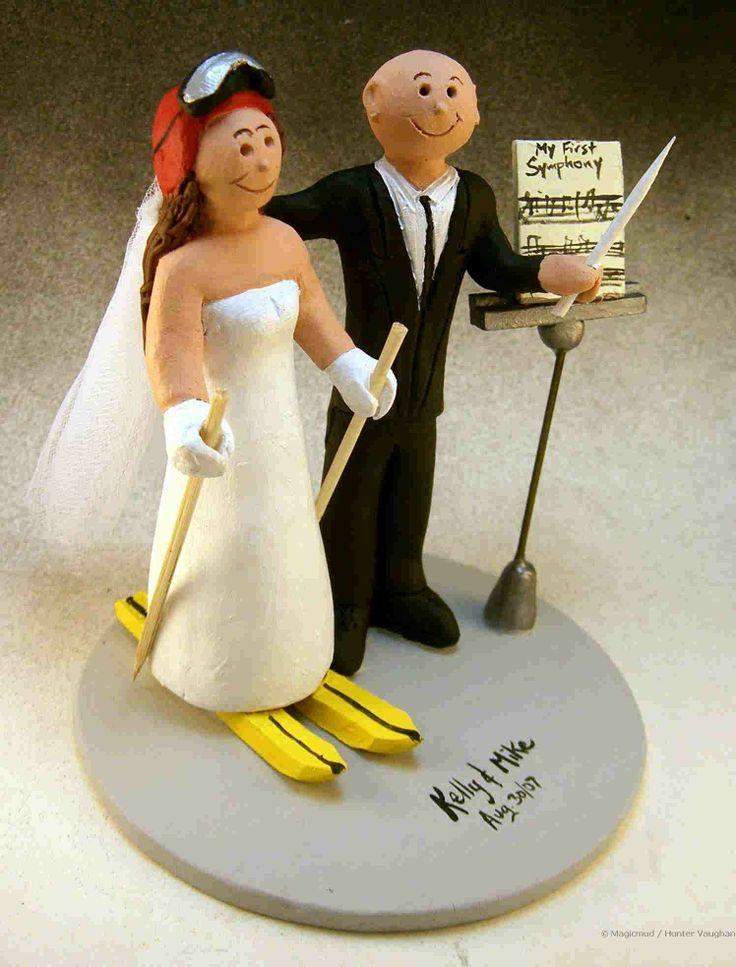 Conductor's Wedding Cake Topperhttp://www.magicmud.com   1 800 231 9814  magicmud@magicmud.com $235  https://twitter.com/caketoppers         https://www.facebook.com/PersonalizedWeddingCakeToppers   #wedding #cake #toppers #custom #personalized #Groom #bride #anniversary #birthday#weddingcaketoppers#cake-toppers#figurine#gift#wedding-cake-toppers #ski#skiing#snowBoard#snowboarding#downhillSki#skihill
