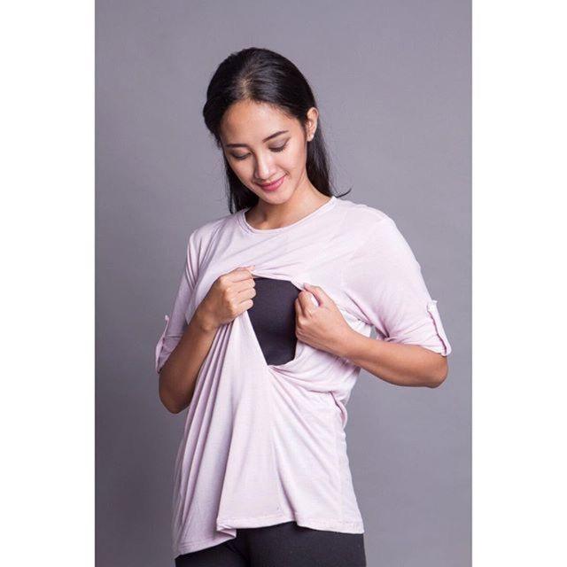 Saya menjual Nursing Wear Stila Violet Shirt seharga Rp185.000. Dapatkan produk ini hanya di Shopee! http://shopee.co.id/amandacallista/9199337 #ShopeeID