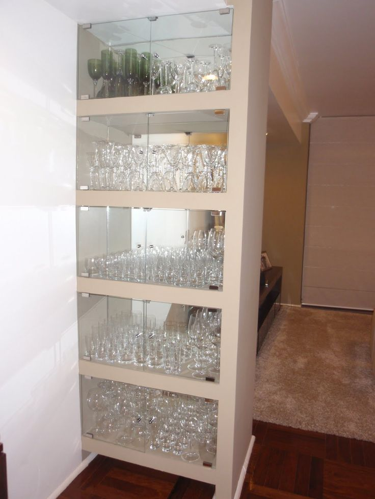 Bar e Cristaleira pra qualquer espaço