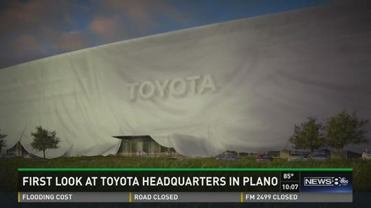 Watch Now Via Wfaa Channel 8 Toyota Hints At Design Of