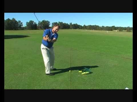 On Plane Golf Backswing Made Easy - YouTube