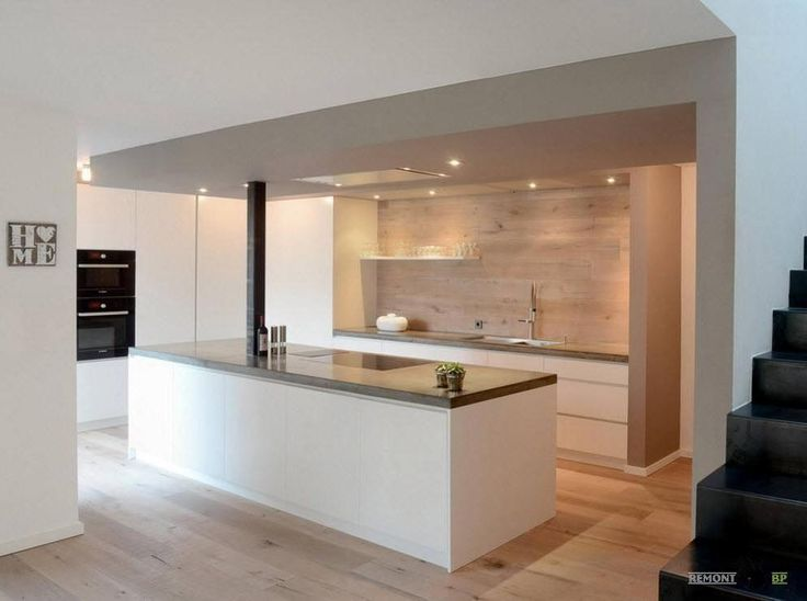 http://www.drissimm.com/wp-content/uploads/2016/05/modern-kitchen-style-with-wooden-wall-plus-soft-lighting-ceiling-including-stairs-in-the-nearby.jpg