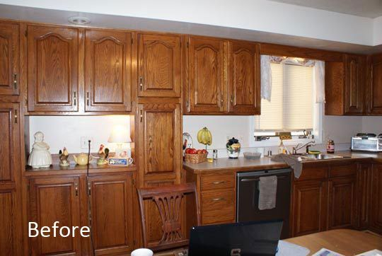 Before & After: Sharon's Kitchen Makeover on a Budget Good Question Revisited