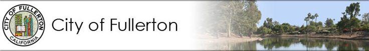 City of Fullerton - Doing Business in Fullerton