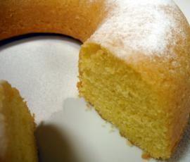 Ricetta Ciambellone al limone pubblicata da Team Bimby - Questa ricetta è nella categoria Prodotti da forno dolci