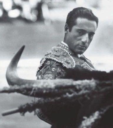 """El torero Miguel Baex """"Litri"""", 1930"""