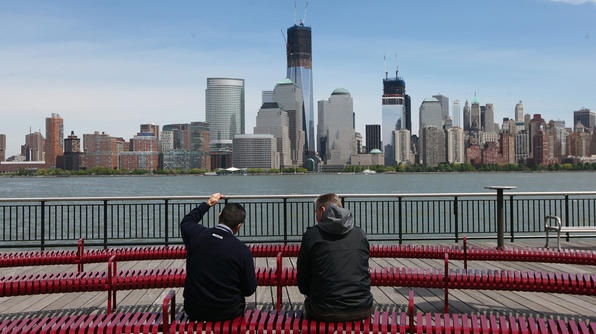 One World Trade Center becomes the tallest building in NYC: World Trade Centers, Favorit Place, Centerbecameth Tallest, Favorite Places, Jersey Cities, New York Cities, Inspiration Photo, Tallest Building, Tallest Skyscrapers