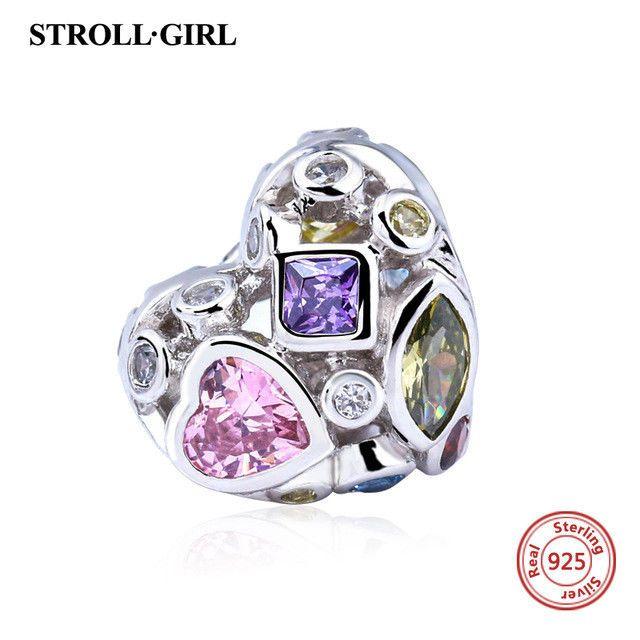 bracelet pandora femme coeur