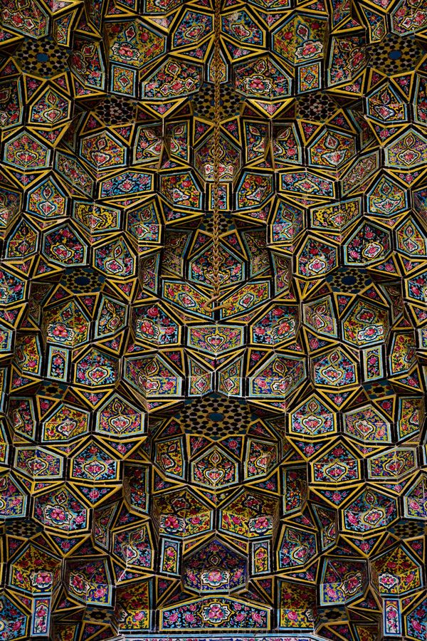 Nasir-ol-Molk Mosque, Iran