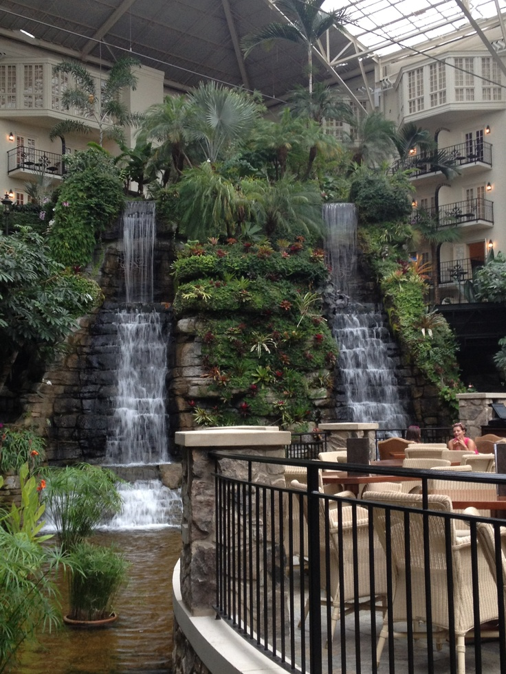 Opryland Hotel In Nashville Tn Stayed There For My Bday One Year