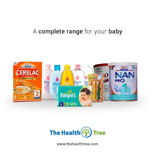 Get everything #online you need to take care for your #baby: http://goo.gl/ngSHaX  #thehealthtree