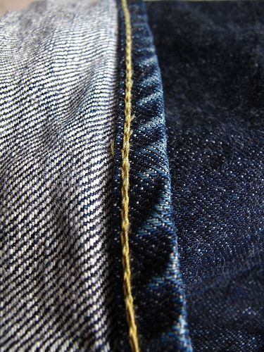 chain stitch denim | Denim's Things #3 Chain Stitch ~ Denims Brand | jeans for…