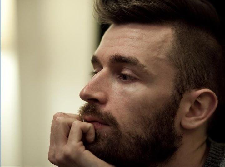 handsome bearded guy:)