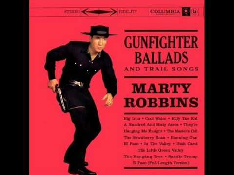 El Paso (Full-Length Version) - Marty Robbins....I still know all the words to these songs :) Thinking of you today, as always....