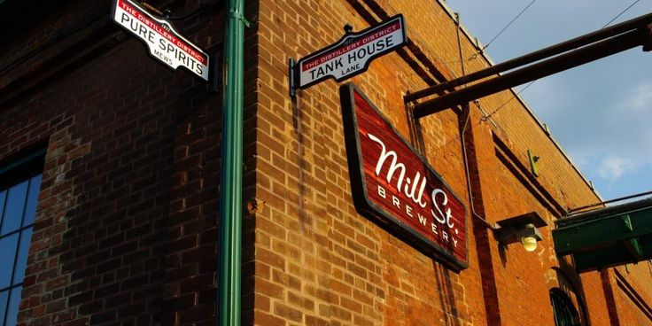 Located in the heart of the Historic Distillery District, Mill Street Brew Pub operates out of the Mill Street Brewery. East Toronto's first micro-brewery