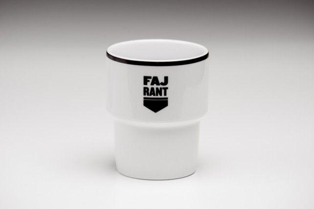 kubek fajrant #gryfnie #mug #silesia