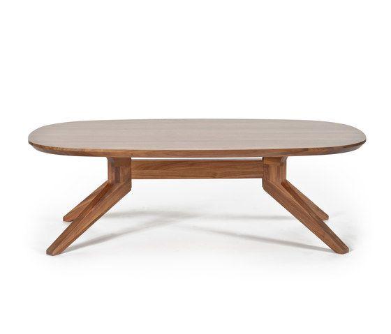 Крест овальный журнальный столик по корпусной мебели | Architonic