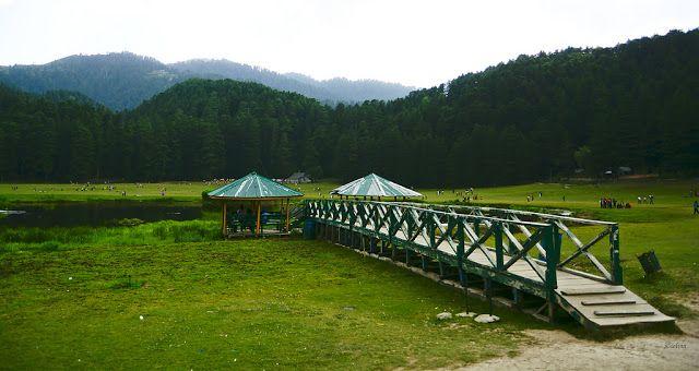 Khajjiar , Himachal Pradesh : Indian Tourist Places | Travel Destinations India