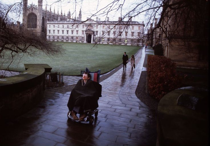 Stephan Hawking...Cambrige University ... 1986