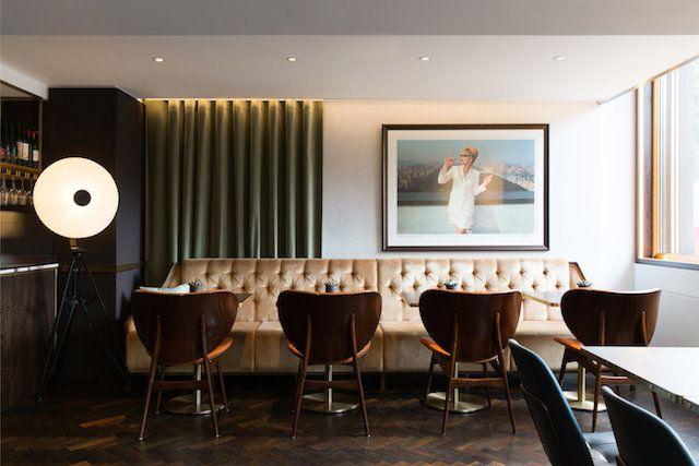 The Athenaeum Hotel & Residences by Kinnersley Kent Design  #interiordesign #besthotels #londonhotel #travel #hotelinterior #hospitalityinterior